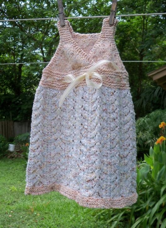 aliyah's dress front
